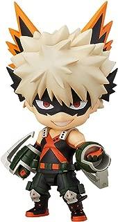Ruoruo My Hero Academia Katsuki Bakugo Action Figure: Hero`s Edition Nendoroid
