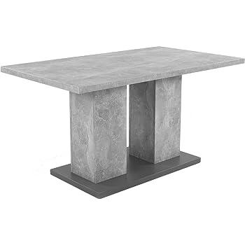 Homexperts Esstisch, Spanplatte, Tisch in 160 cm