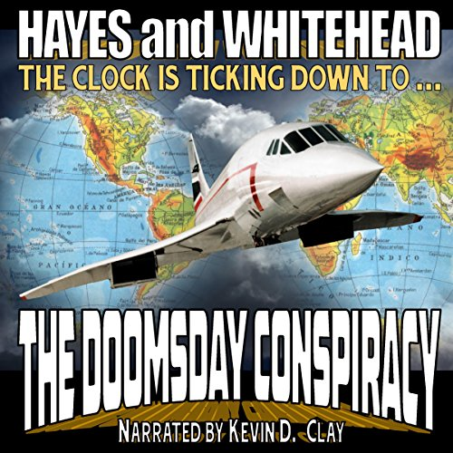 The Doomsday Conspiracy audiobook cover art