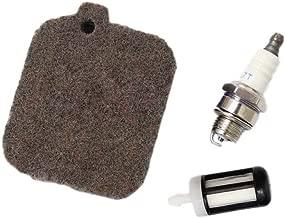 Podoy BG55 Air Filter Tune Up Kit for Stihl BG46 BG45 BG65 BG85 BR45C SH55 SH85 Blower Spark Plug Fuel Filter Repower Kit