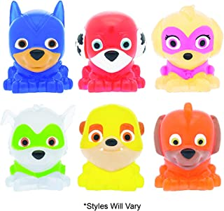 Mash'Ems - Paw Patrol 4 Pack (4 Blind Capsules Per Order) Squishy Collectible Toy