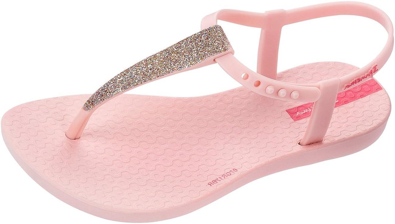Kids Childrens Ipanema Greta IX Kids Blue White Sandal Flip Flop