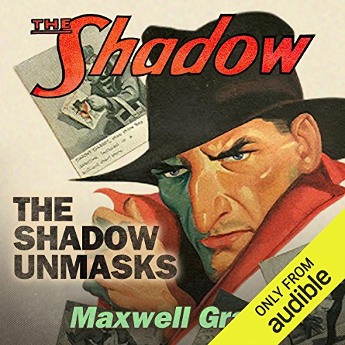 The Shadow Unmasks cover art