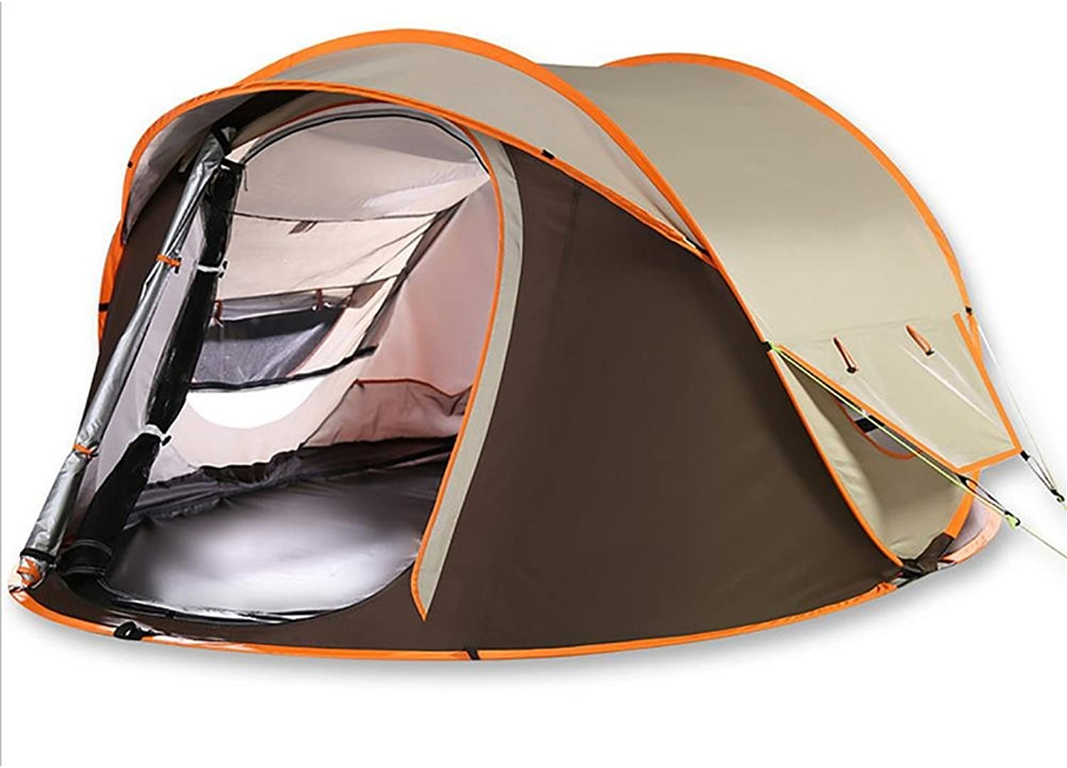MIAO Outdoor 3-4 3-4 3-4 People Double Rain Prevention Camping Zelte B0748H1J6W  Moderne und stilvolle Mode 756819