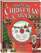 Sing-along Christmas Carols Book and Cd (2012-10-01)