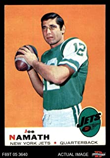 1969 topps football cards