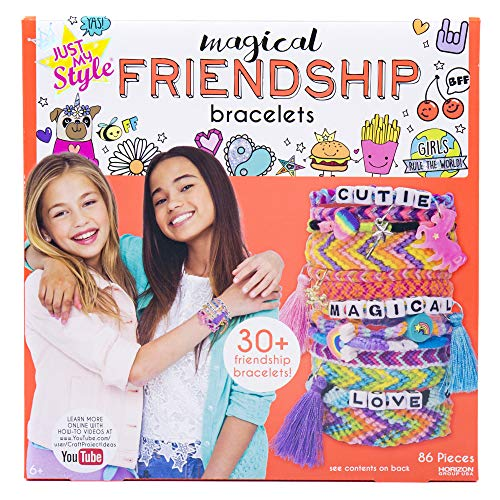 Just My Style Friendship Bracelet by Horizon Group USA, Multi, One...