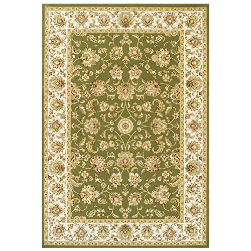 Oriental Weavers Teppich, Polypropylen, 160 x 235 cm, Grün