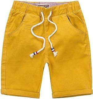 4b189e6ad Amazon.es: Amarillo - Pantalones / Niño: Ropa