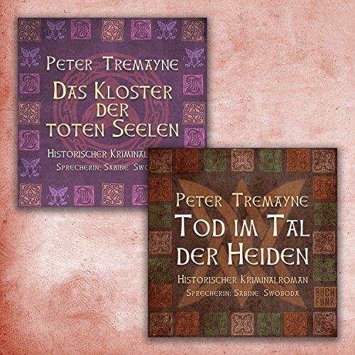 Couverture de Das Kloster der toten Seelen / Tod im Tal der Heiden
