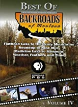 Best of Backroads Volume IV by KUFM TV Montana PBS by Chambers/Ekness/Marcus/Twiggs