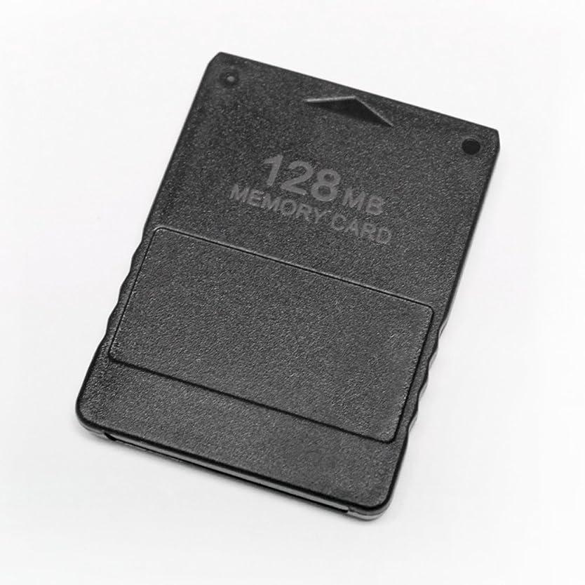 ことわざ救援背が高いPlayStation 2専用メモリーカード128MB