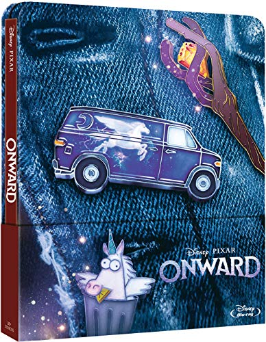 PIXAR BD STEELBOOK ONWARD [Blu-ray]