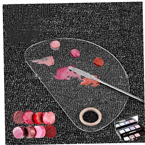 BYFRI 1pc Palette leeren Foundation Concealer Pulvermisch Werkzeug Make-up-Paletten-Kosmetik Spatula