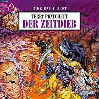 Der Zeitdieb     Ein Scheibenwelt-Roman              Autor:                                                                                                                                 Terry Pratchett                               Sprecher:                                                                                                                                 Dirk Bach                      Spieldauer: 3 Std. und 51 Min.     118 Bewertungen     Gesamt 4,0
