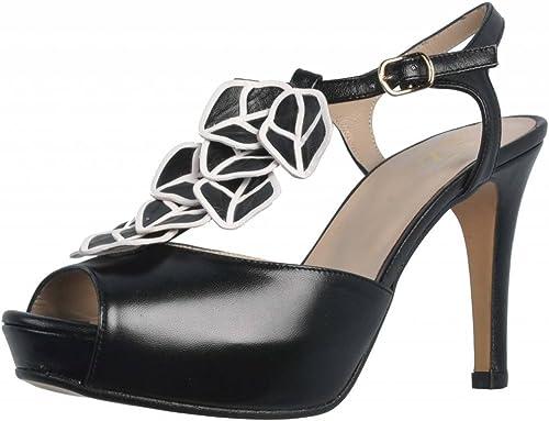 Sandalias y Chanclas para mujer, Color negro, Marca JONI, Modelo Sandalias Y Chanclas para mujer JONI 50381 negro