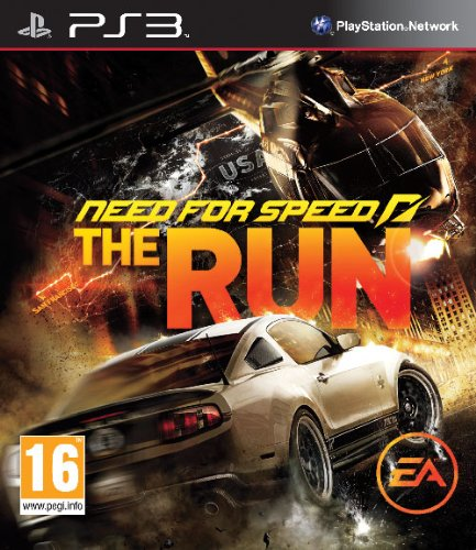 [UK-Import]Need For Speed The Run NFS Game PS3