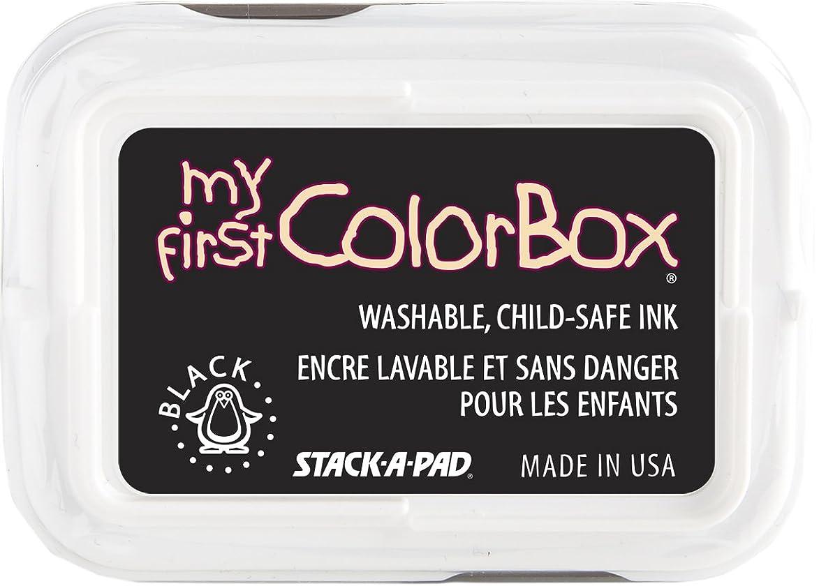 My First ColorBox Inkpads, Black fkc853904356357
