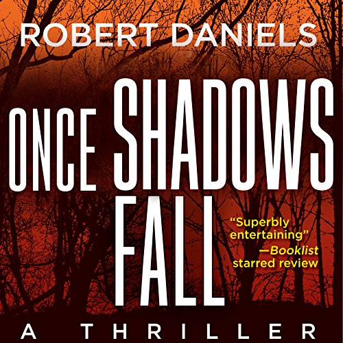 Once Shadows Fall audiobook cover art