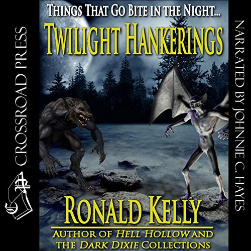 Twilight Hankerings audiobook cover art