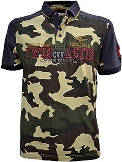5eec7bfb00 Amazon.it: Aeronautica Militare - T-shirt, polo e camicie / Uomo ...
