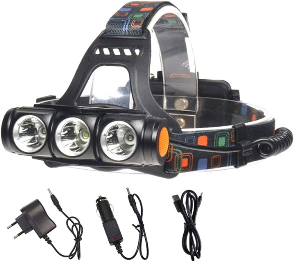 Phil lamps Financial sales sale 2021 new Led Headlamp Charging Glare 20w Light 1500lm Fishing