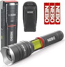 NEBO Tac Slyde 300 Lumen Flashlight/Work Light Bundle with NEBO Slyde Holster