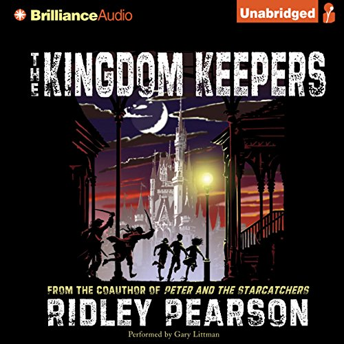 Couverture de The Kingdom Keepers