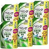 【ケース販売】ハミングファイン 柔軟剤 部屋干しEX フレッシュサボンの香り 詰め替え 大容量 1160ml×6個