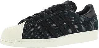 adidas Black/White Fashion Sneakers For Men