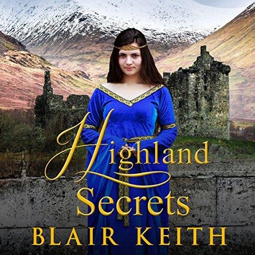 Highland Secrets audiobook cover art