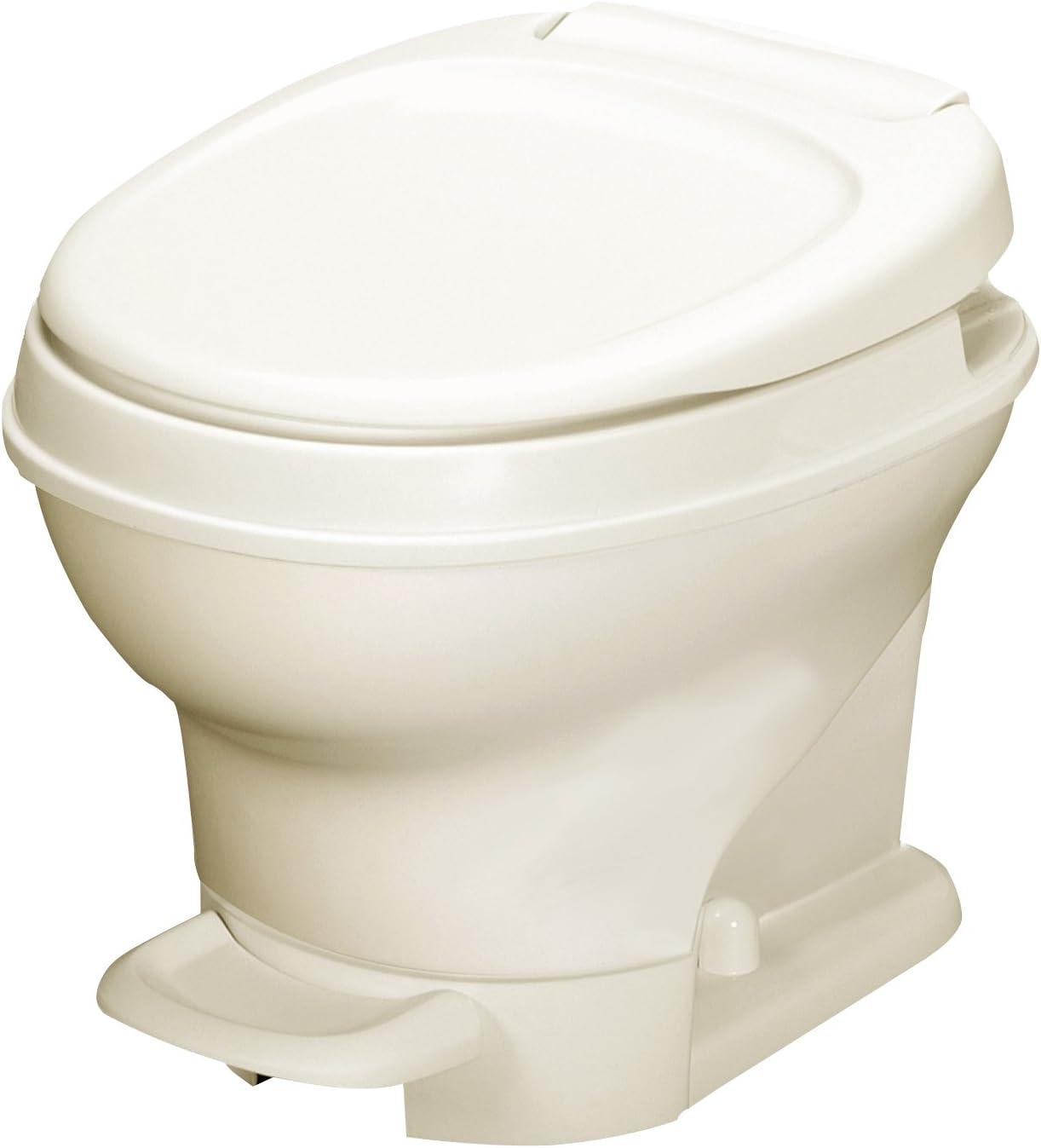 shop Thetford Max 86% OFF Aqua-Magic V RV Toilet Pedal Low Flush 31 Parchment -