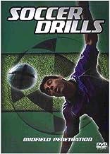 Soccer Drills - Midfield Penetration [Edizione: Regno Unito] [Italia] [DVD]