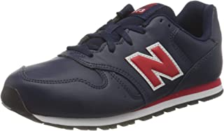 New Balance 373 Yc373eno Medium, Basket Garçon
