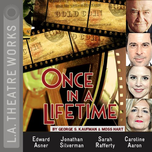 Once in a Lifetime cover art