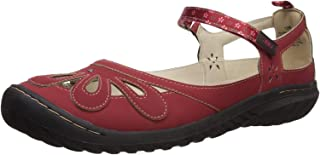 Jambu Womens Wildflower Encore Mary Jane Flat