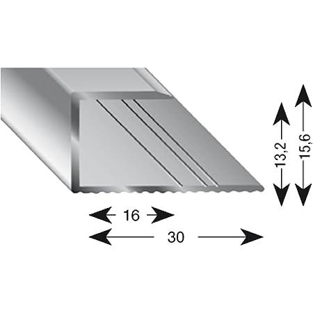 Kügele Gleitabsc Latch Profile Aluminium Anodised Sand 13 1000 Mm 1 Piece 11130 Sd 100 Baumarkt