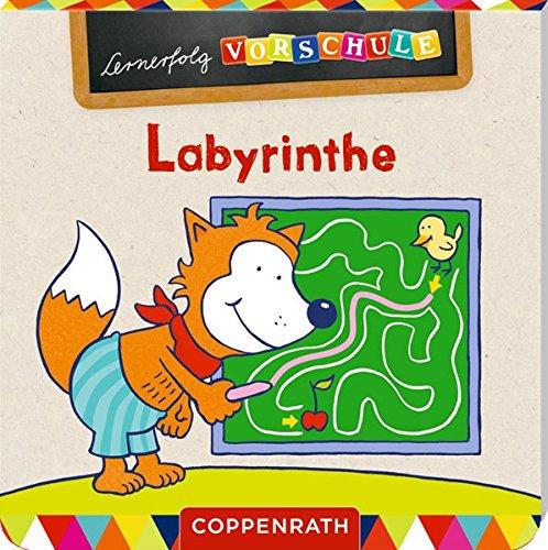 Labyrinthe (Lernerfolg Vorschule)