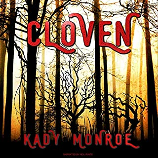 Cloven audiobook cover art