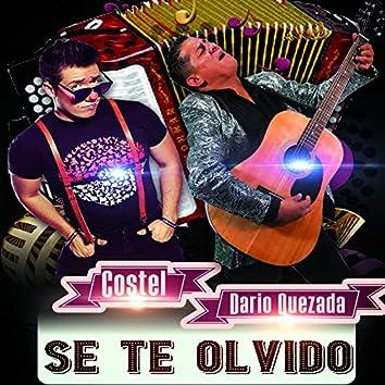 Se Te Olvido (feat. Costel)