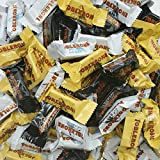 Satisfy every craving with 3 varieties of bite-sized bars: classic milk, mouthwatering dark, and indulgent white. Each is made with rich Swiss Chocolate and Toblerone Signature honey-almond nougat. Toblerone Chocolate is the perfect treat for family,...