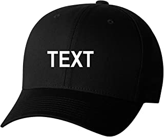 Best custom embroidered fitted baseball hats Reviews
