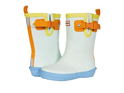 Hunter Kids Davidson (Toddler/Little Kid) (Spearmint/Amber Creek/Blue Thistle) Kids Shoes