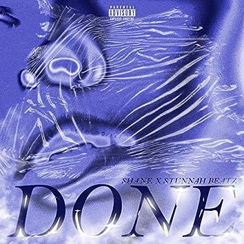 Done (feat. Stunnah Beatz)