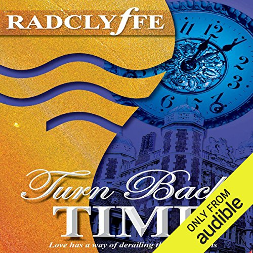 Turn Back Time audiobook cover art