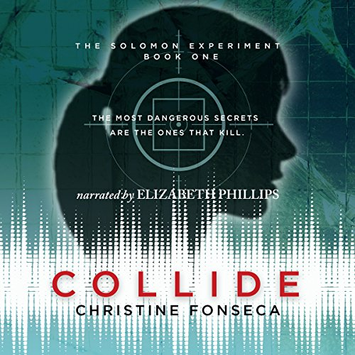 Collide audiobook cover art