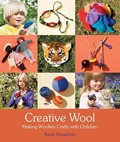 Compare Textbook Prices for Creative Wool: Making Woollen Crafts with Children  ISBN 9780863158001 by Neuschütz, Karin,Beard, Susan