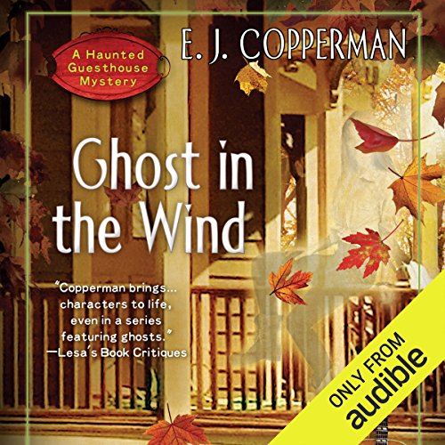 Ghost in the Wind audiobook cover art