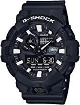 Casio GA700EH-1A G-Shock 35th Anniversary Eric Haze Collaboration Watch Black/White Resin