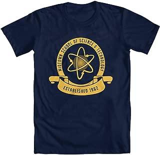 GEEK TEEZ Midtown School of Science & Technology Men's T-Shirt